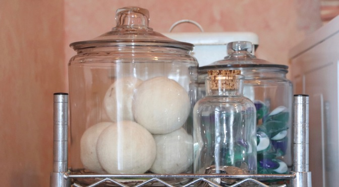 The case of the missing dryer balls